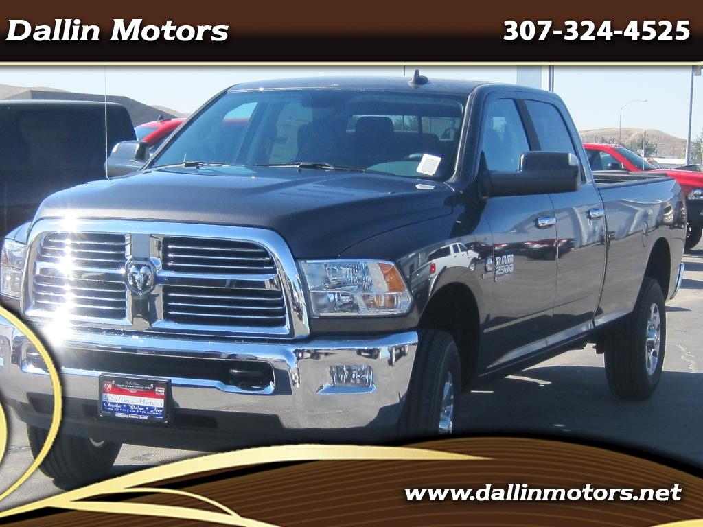 2018 RAM 2500 Big Horn 4x4 Crew Cab 8' Box