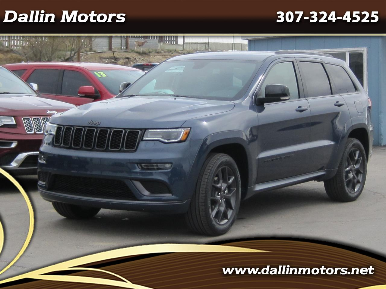 2019 Jeep Grand Cherokee Limited X 4x4
