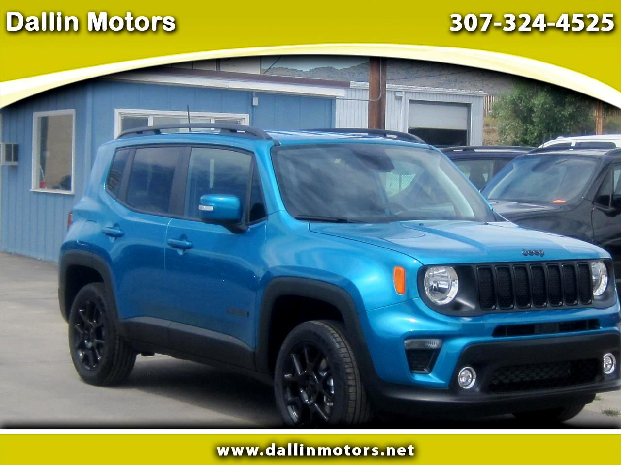 2019 Jeep Renegade Altitude 4x4