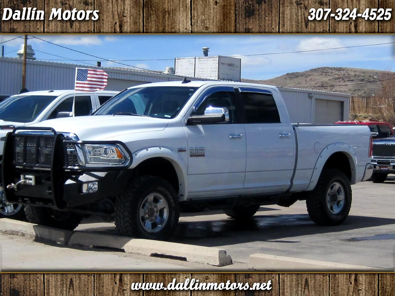 "RAM 2500 4WD Crew Cab 149"" Laramie Power Wagon 2015"