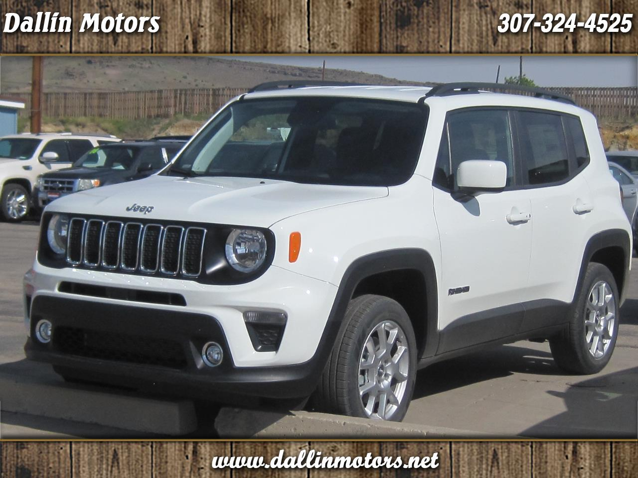 Jeep Renegade Latitude 4x4 2020