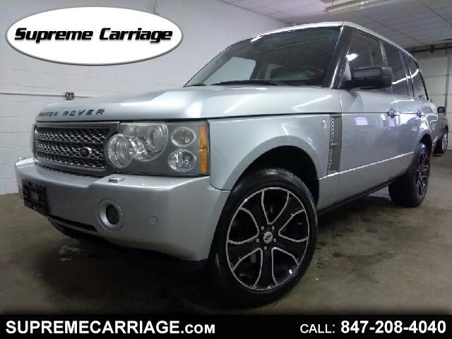 Land Rover Range Rover 4WD 4dr HSE LUX 2006