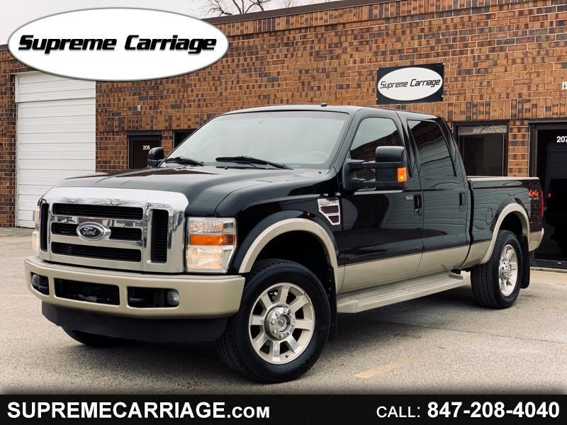 Ford Super Duty F250  2008