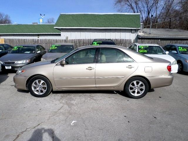 2005 Toyota Camry 4dr Sdn XLE Auto