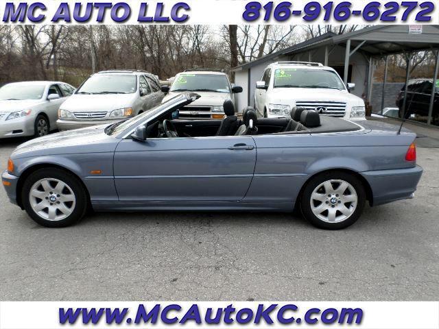 2000 BMW 3-Series 323Ci Convertible
