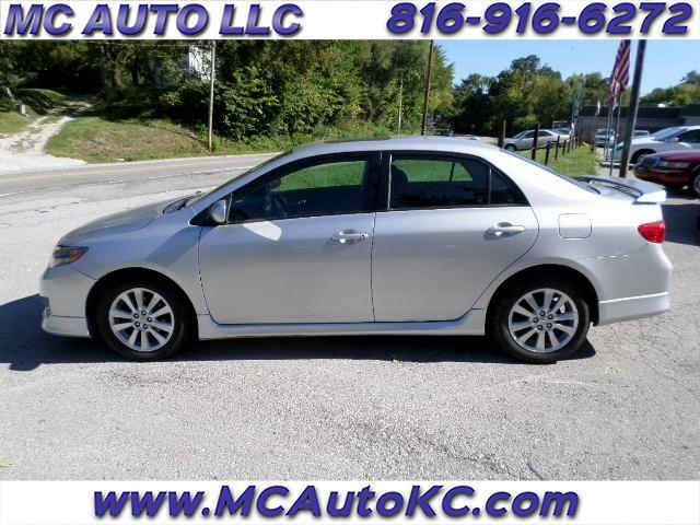 2010 Toyota Corolla 4dr Sdn S Manual (Natl)