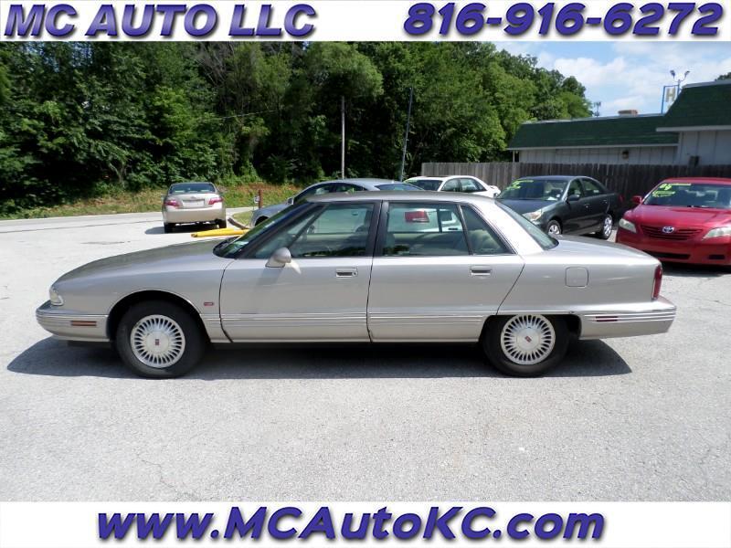 1996 Oldsmobile Ninety Eight Regency Elite Series I