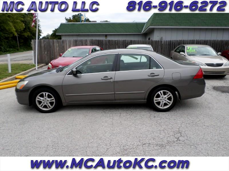 2006 Honda Accord EX-L Sedan