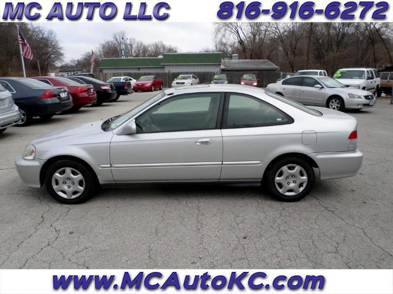 Honda Civic EX coupe 2000
