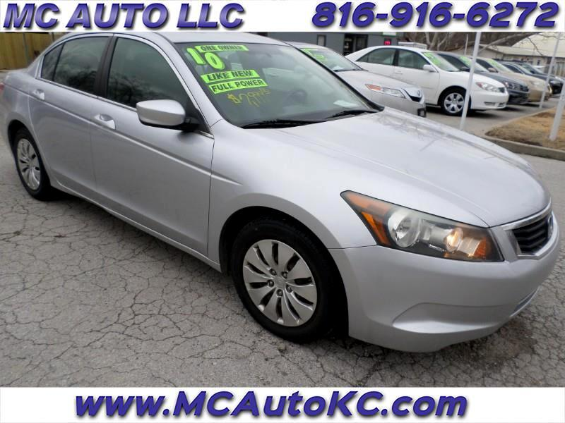 Honda Accord  2010