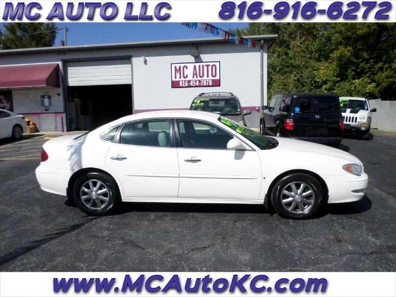 Buick LaCrosse CXL 2007