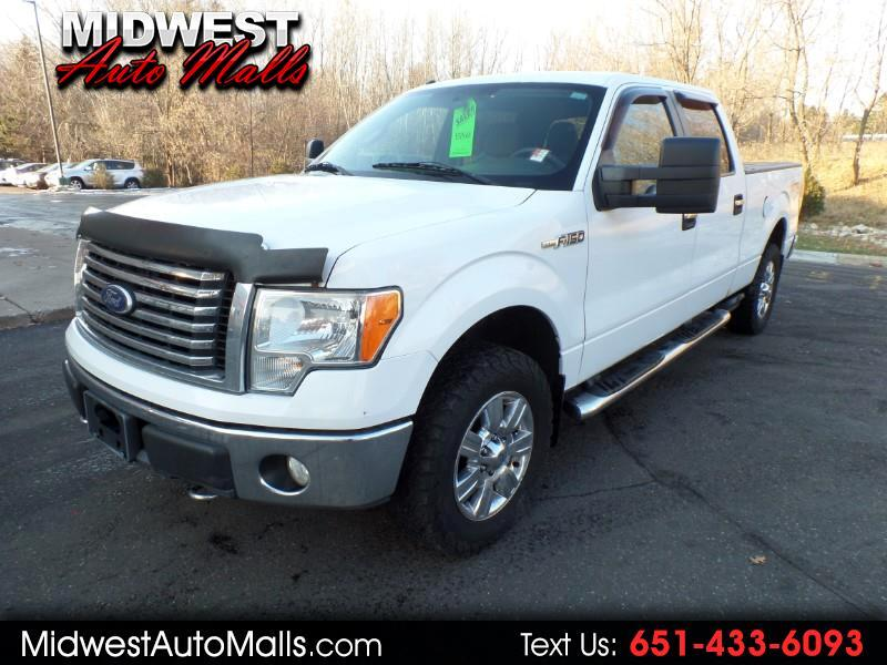 2010 Ford F-150 XLT SuperCrew 6.5-ft. Bed 4WD