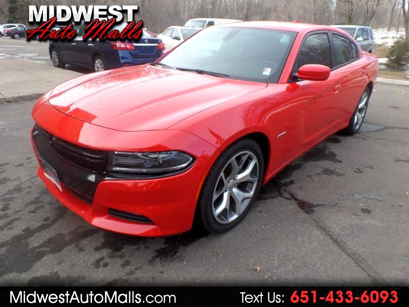 2015 Dodge Charger 4dr Sdn R/T RWD