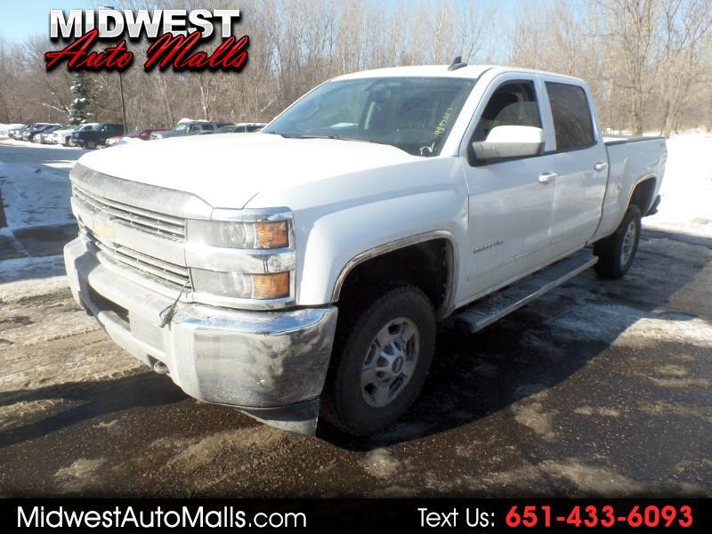 2015 Chevrolet Silverado 2500HD LT Crew Cab Long Box 4WD