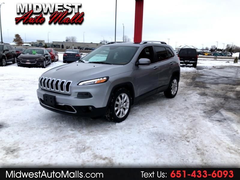 Jeep Cherokee Limited FWD 2015