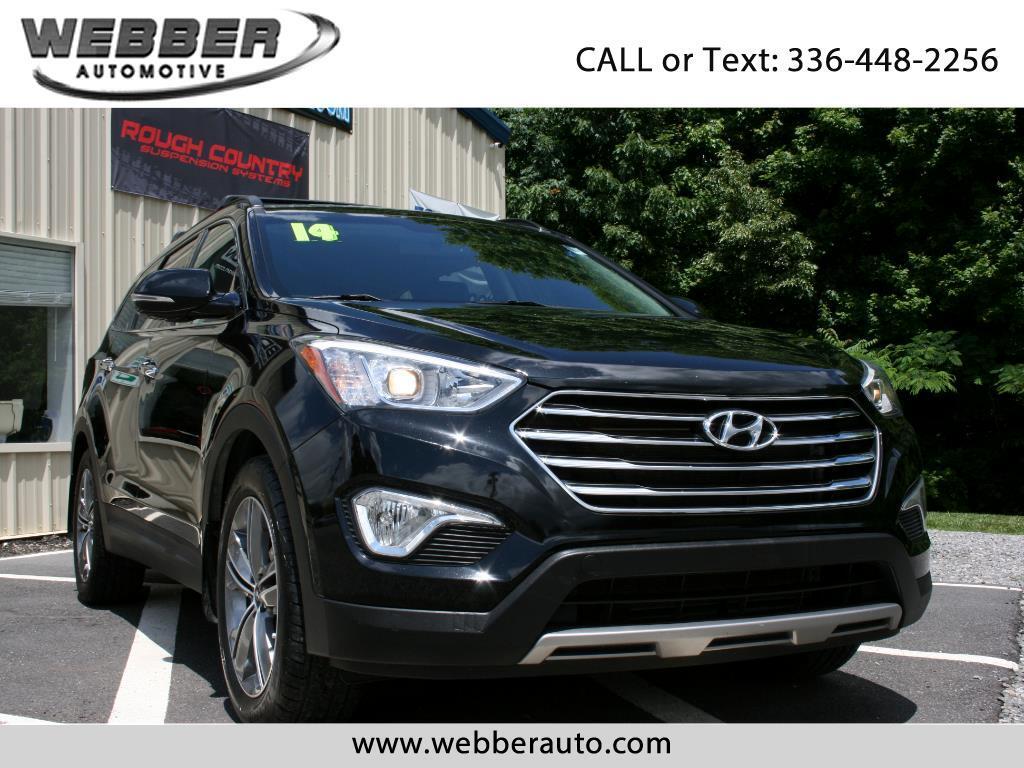 2014 Hyundai Santa Fe Limited FWD