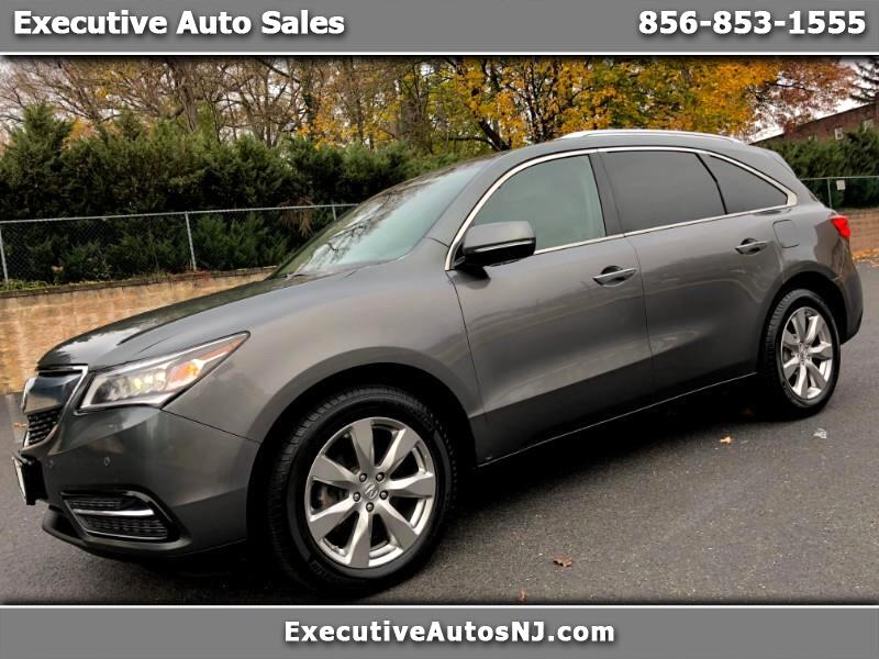 2016 Acura MDX 9-Spd AT SH-AWD w/Advance and Entertainment