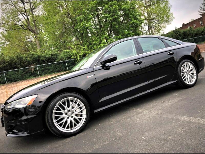 2016 Audi A6 3.0T Premium Plus quattro
