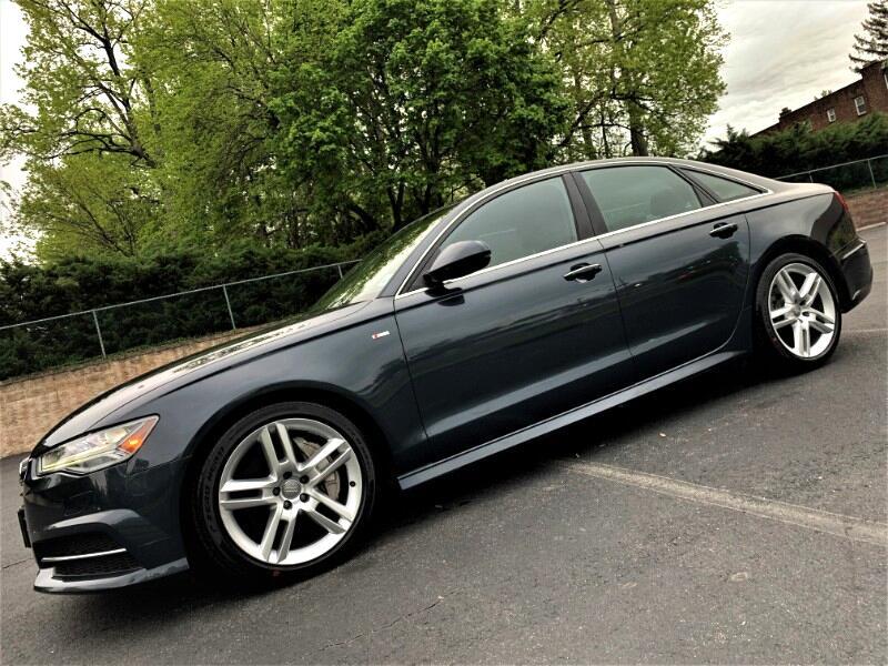 2016 Audi A6 2.0T Premium Plus quattro