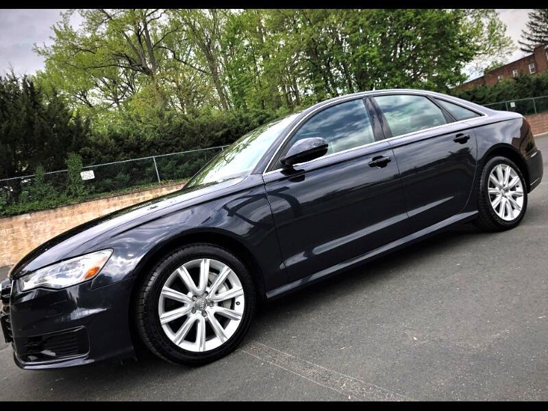 2016 Audi A6 2.0T Premium quattro
