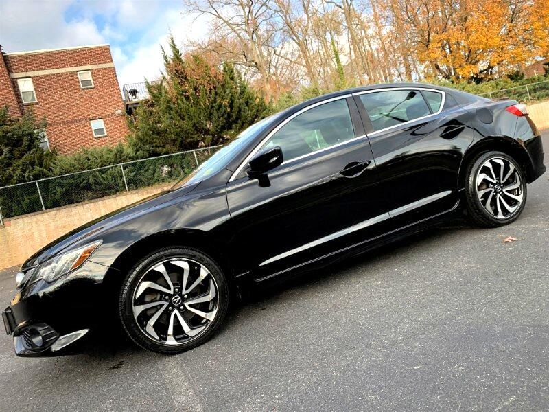 2016 Acura ILX 8-Spd AT w/Premium & A-Spec Package