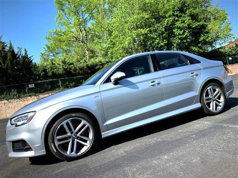 Audi A3 2.0T Premium Plus quattro S tronic 2017
