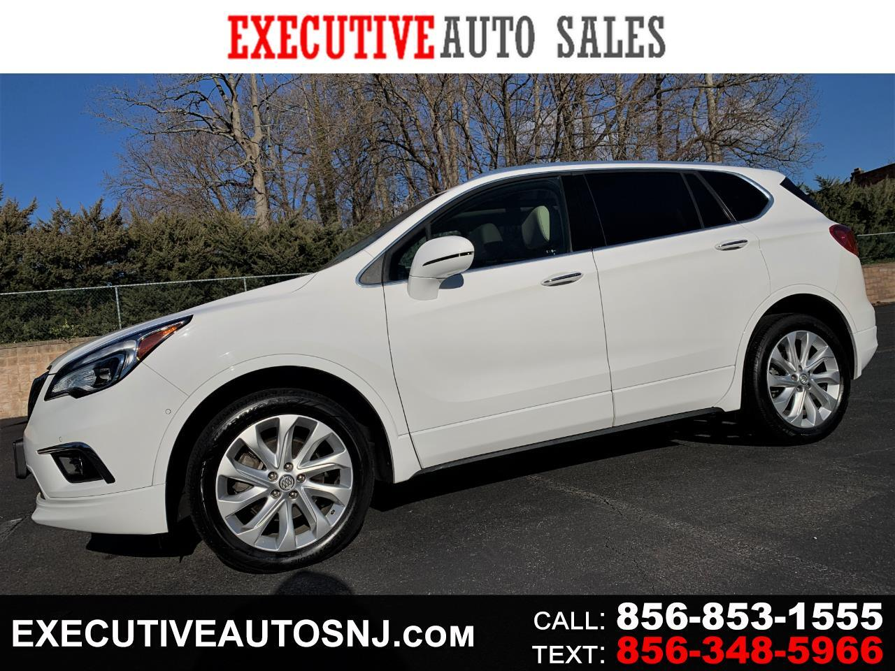 Buick Envision Premium II AWD 2017