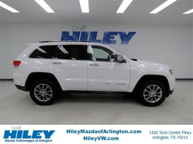 2016 Jeep Grand Cherokee Limited 4WD