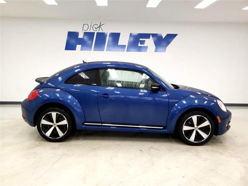 Volkswagen Beetle 2.0T Turbo w/Sunroof & Sound 2013