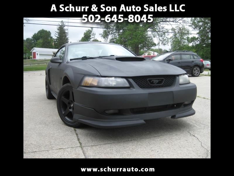 Ford Mustang GT Deluxe Coupe 2002