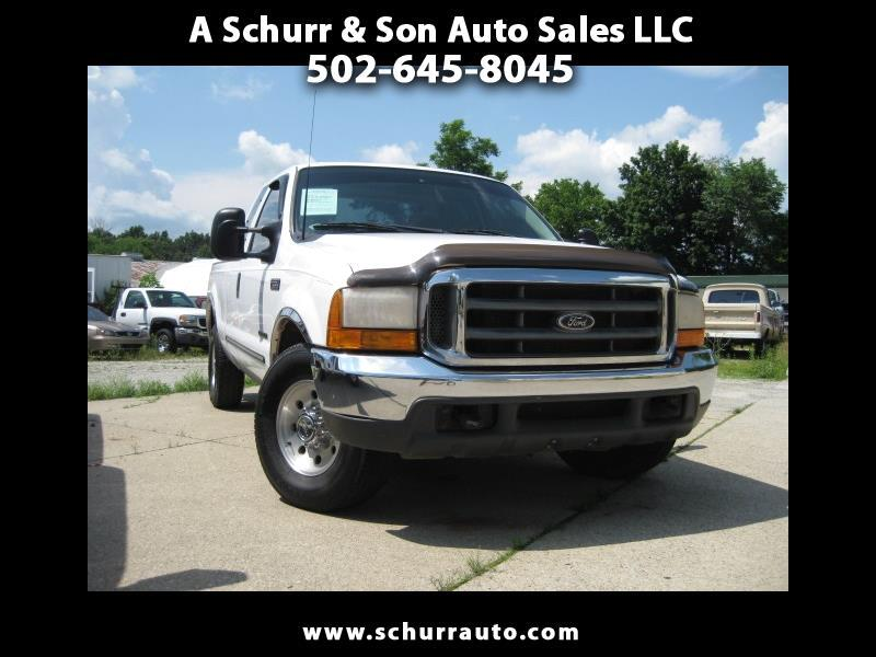 Ford F-250 SD XL SuperCab Short Bed 2WD 2000