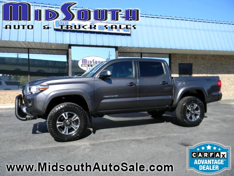 2017 Toyota Tacoma TRD OFFROAD Double Cab