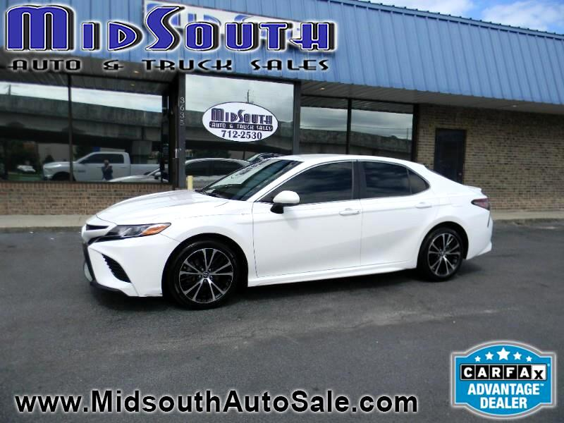 2018 Toyota Camry 2014.5 4dr Sdn I4 Auto XLE (Natl)
