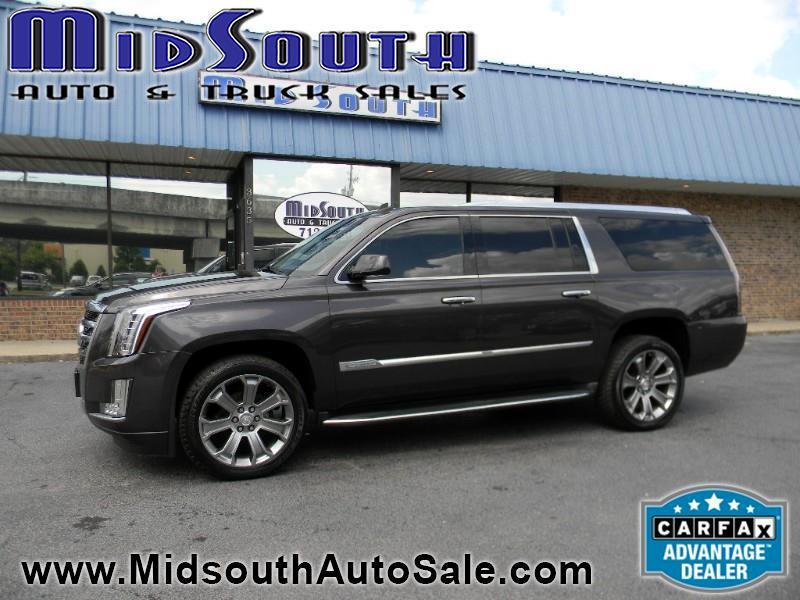 2015 Cadillac Escalade ESV 2WD