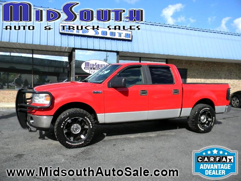 2007 Ford F-150 XLT SuperCrew 2WD
