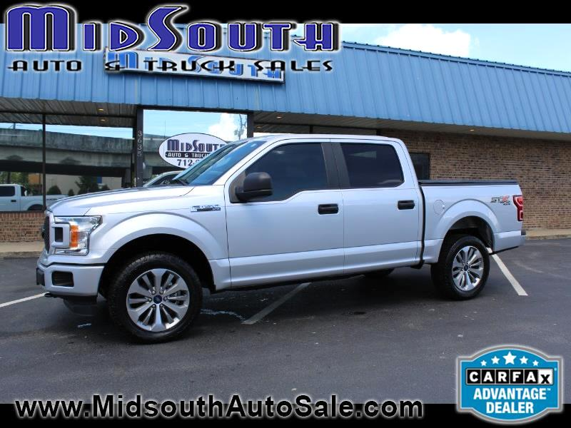 Ford F150 STX Supercrew 4WD 2018