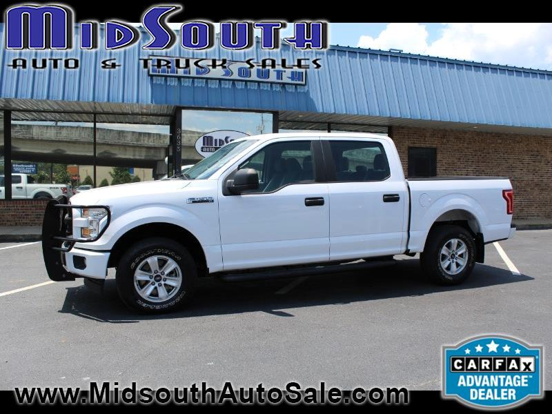 Ford F-150 STX SuperCab 5.5-ft. Bed 4WD 2017