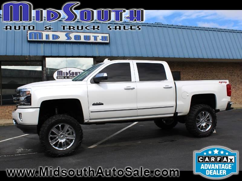Chevrolet Silverado 1500 High Country Crew Cab Short Box 4WD 2018