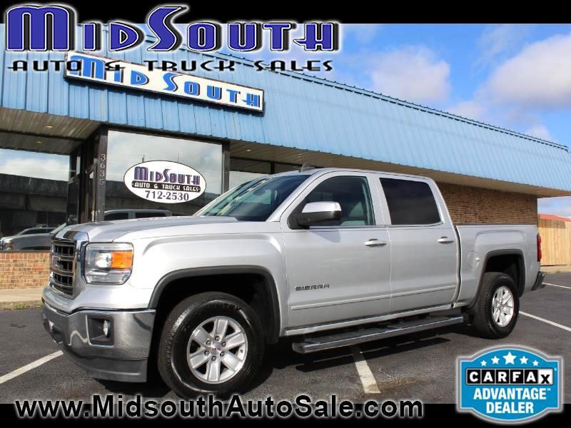 GMC Sierra 1500 SLE Crew Cab Long Box 2WD 2015