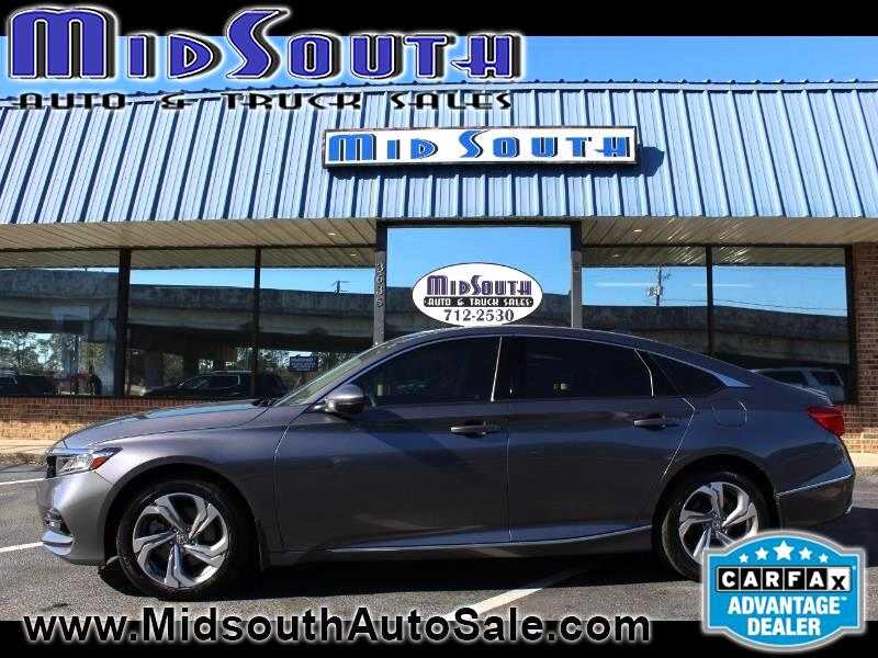 Honda Accord EX-L 2.0T 10A 2018
