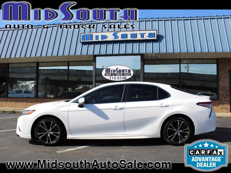Toyota Camry 2014.5 4dr Sdn I4 Auto SE Sport (Natl) 2018