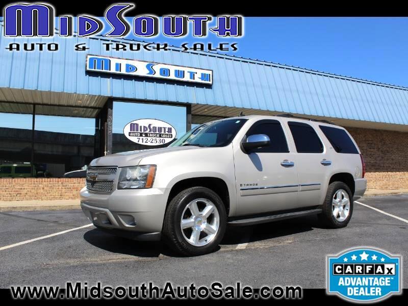 Chevrolet Tahoe LTZ 4WD 2009