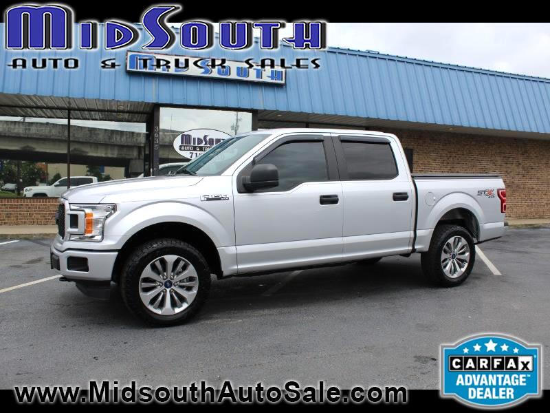 Ford F-150 STX SuperCab 5.5-ft. Bed 4WD 2018