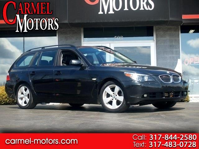 2006 BMW 5-Series Sport Wagon 530xi