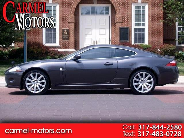 2009 Jaguar XK-Series Base
