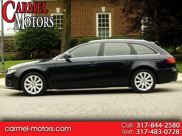 Used 2009 Audi A4 Avant For Sale In Carmel In 46032 Carmel Motors
