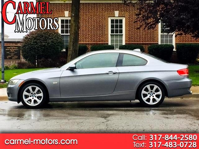 2008 BMW 3 Series 2dr Cpe 335xi AWD