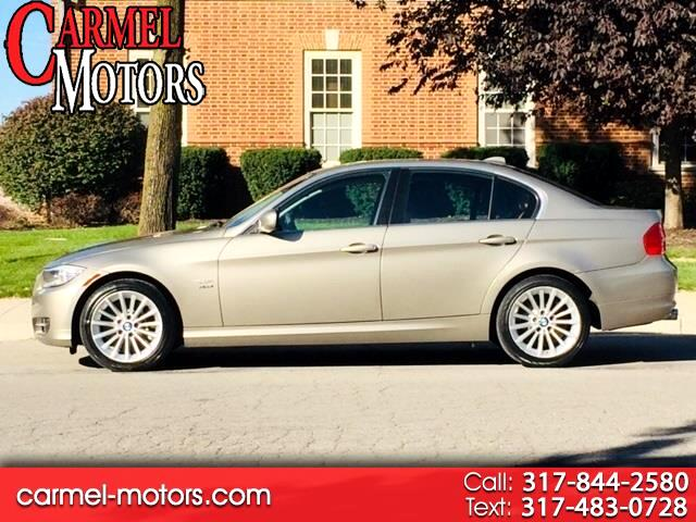 2011 BMW 3 Series 4dr Sdn 335i xDrive AWD South Africa