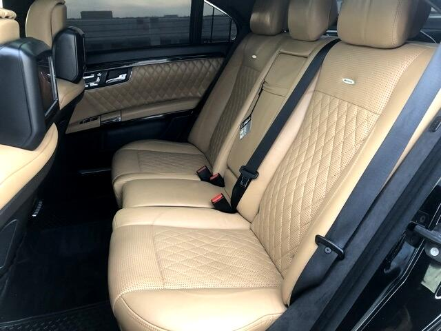 Mercedes-Benz S-Class 4dr Sdn S 65 AMG RWD 2010