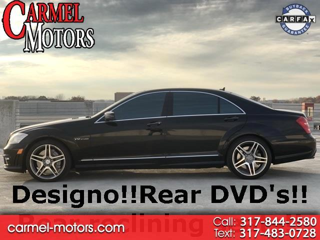 2010 Mercedes-Benz S-Class 4dr Sdn S 65 AMG RWD